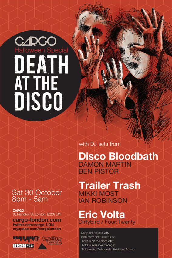 Death At The Disco | Cargo | Makemark