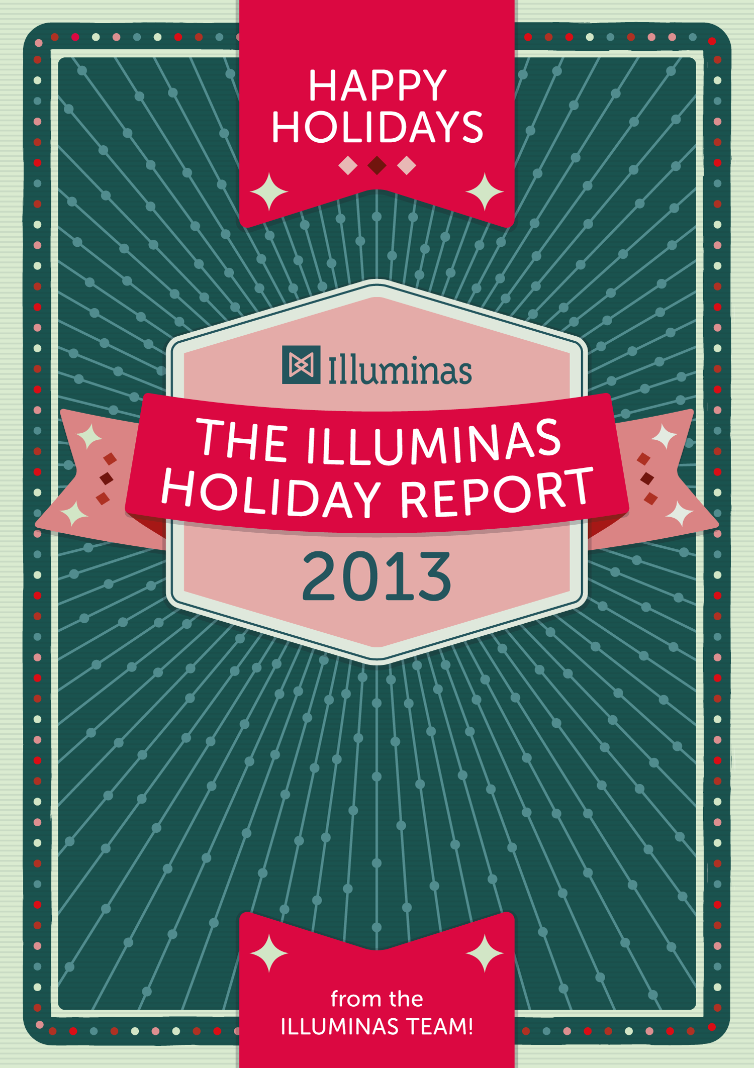 Holiday Report Card | Illuminas | Makemark