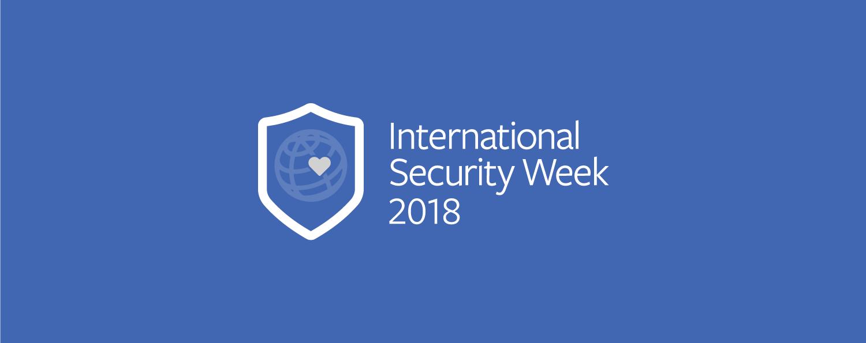 International Security Week 2018 | Facebook | Makemark