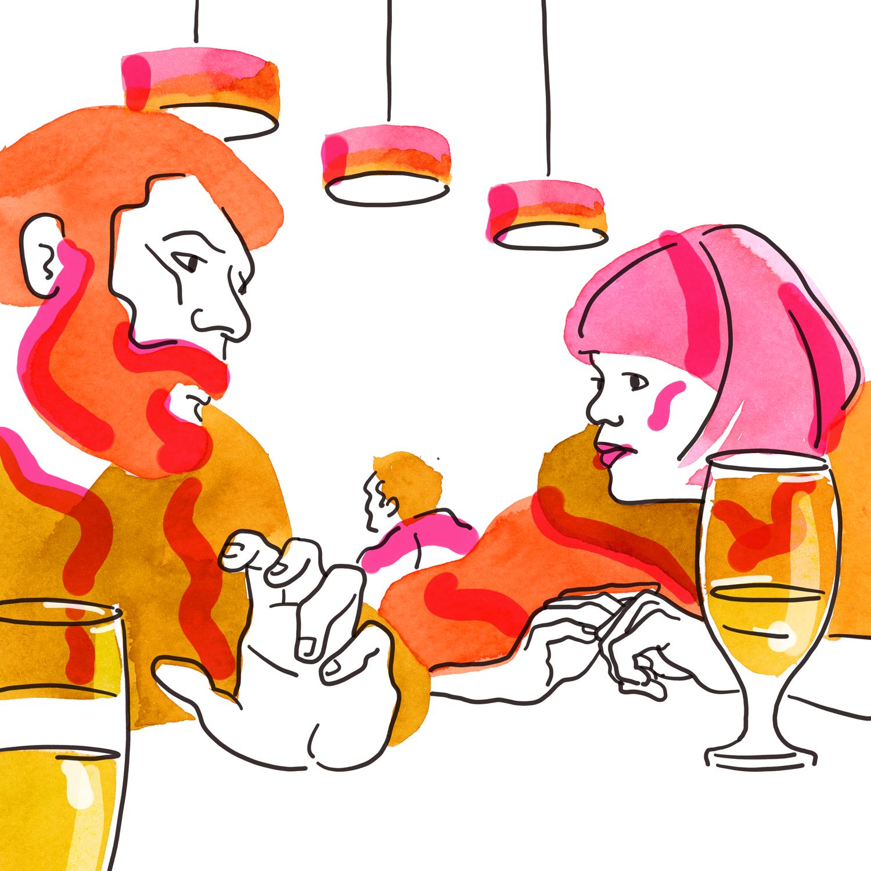 Latest Illustrations | February 2021 | Makemark